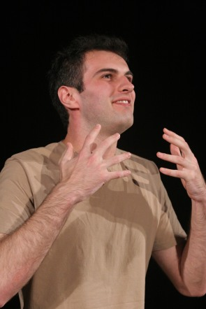 Adrian Tofei at HOP Young Actor's Gala 2010