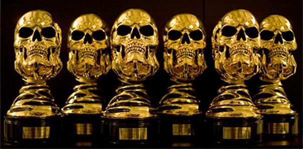 Screamfest Skull Awards